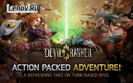 Devil Crasher v 1.0.6 Мод (DMG/DEFENSE MULTIPLE)