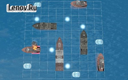 Sea Battle 3D PRO: Warships v 4.19.4 Мод (No Ads)