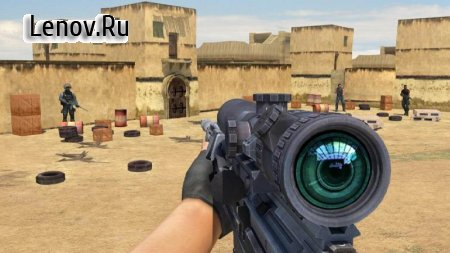Counter Terrorist - Strike Shooter v 1.3 Мод (Free Shopping)