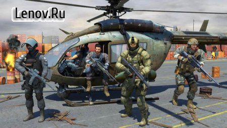 Counter Terrorist - Strike Shooter v 1.3 Мод (Free Shopping)
