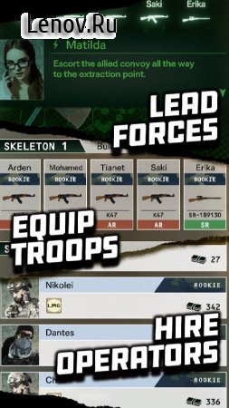 BLACK COMMAND v 3.00.01 Мод (Unlimited Ammo/Turn/Bullets)