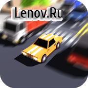 Crowd Racing v 1.0.7 Мод (Unlimited Gold Coins)