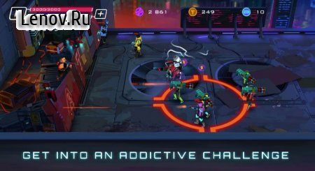 Uprising: Cyberpunk 3D Action Game v 1.0 Mod (Unlimited Ammo)