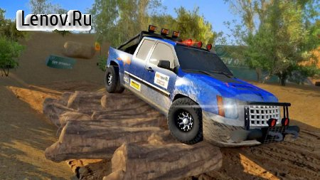 4x4 Offroad Driver 2019 v 1.3 Мод (Free Shopping)