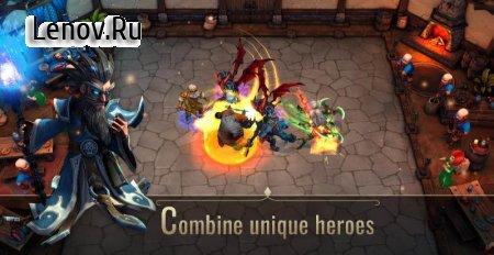 Board Heroes League v 0.1 Мод (DMG/DEFENSE MULTIPLE)