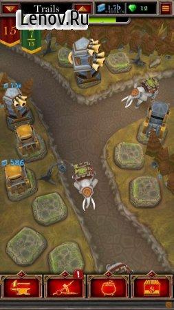 Castle Fusion Idle Clicker v 1.2.5 (Mod Gold/Gem)