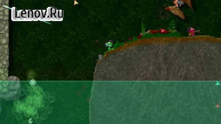 Annelids: Online battle v 1.115.6 Мод (Unlimited Gold Coins)