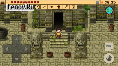 Survival RPG 2 - The temple ruins adventure v 1.1.7 (Mod diamonds/items)