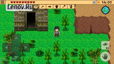 Survival RPG 2 - The temple ruins adventure v 3.8.3 (Mod diamonds/items)
