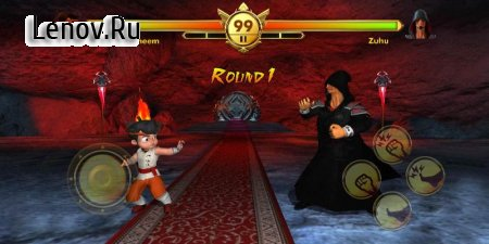 Chhota Bheem Kung Fu Dhamaka Official Game v 1.1.3 Мод (Unlimited Gold Coins)