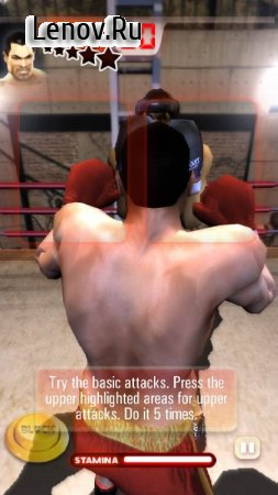 Realtech Iron Fist Boxing v 5.7.1 Мод (Unlock all characters)