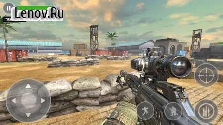 Counter Terrorist - FPS Shooting v 2.7 Мод (All Missions And Guns Unlocked/Free Iap)