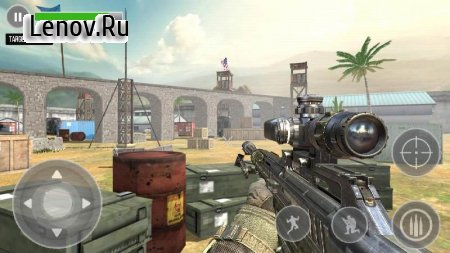 Counter Terrorist - FPS Shooting v 2.9 Мод (Unlimited gold coins)