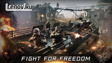 War of Justice v 1.0 Мод (Free loading can shoot/No CD)