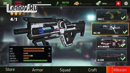 Fatal Bullet - FPS Gun Shooting Game v 1.1.1 Мод (Free Shopping)