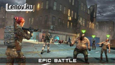 Dead Zombie Hunter 2019:Free Zombie Survival games v 1.1 (Mod Money)