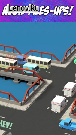 Crossy Cars v 1.0 Мод (Fast Pass)