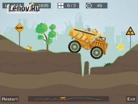 Big Truck --best mine truck express simulator game v 3.51.2 Мод (Unlimited gold coins)