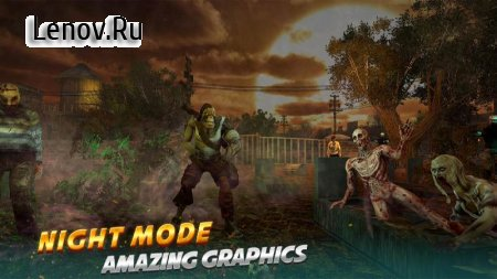 Zombie Butcher: Sniper Shooter Survival Game v 1.0 (Mod Money)