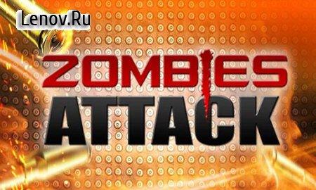 Zombies Attack 3D v 1.2.4 (Mod Money)
