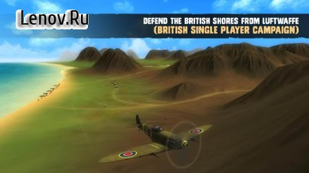 War Dogs : Ace Fighters of World War 2 v 1.140 (Mod Money)