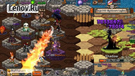 Heroes War - Idle RPG v 1685 (Mod Money)