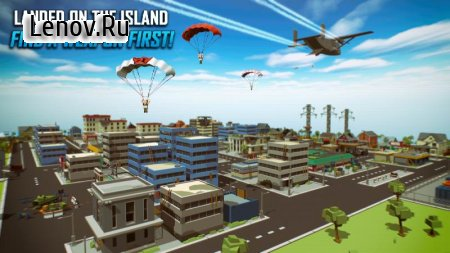 URB: Last Pixels Battle Royale v 1.3.1 Мод (Unlocked)