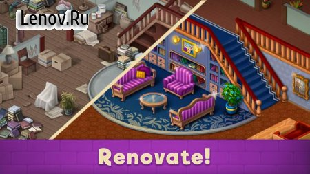 Mansion Blast v 1.10.290a (Mod Money)