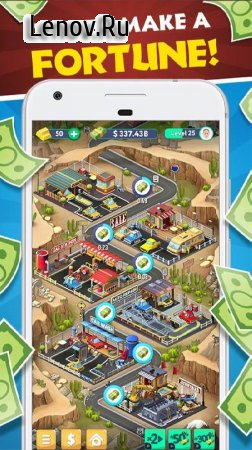 Tap Tap Capitalist v 2.0.4.4 Мод (Unlimited Money/Gold)