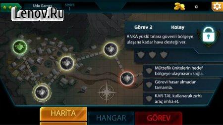 Operasyon: ANKA v 1.0.2 (Mod Money)