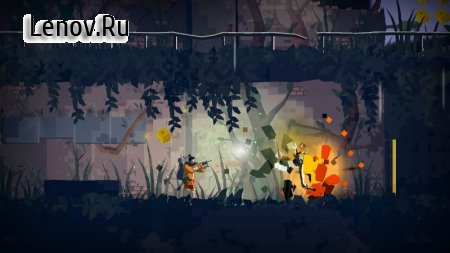 DEAD RAIN 2 : Tree Virus v 1.0.13 Мод (Unlimited gold coins/diamonds)
