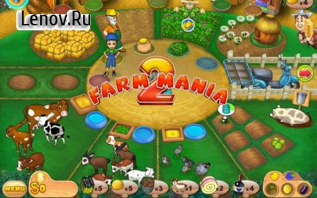Farm Mania 2 v 1.51 (Mod Money)