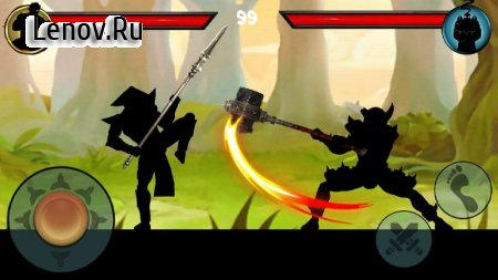 Shadow Warrior Ultimate Fighting v 1.5 Мод (Unlimited Gold Coins/Diamonds)