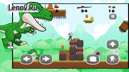 Breeding Season Dinosaur Hunt v 1.1.7 Мод (Free Shopping)