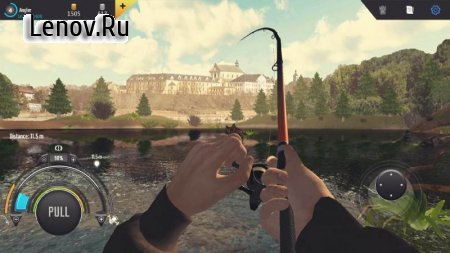 Professional Fishing v 1.17 Мод (много денег)