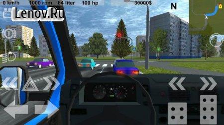 Russian Light Truck Simulator v 1.2 Мод (много денег)