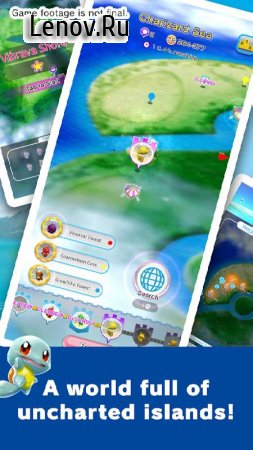 Pokemon Rumble Rush v 1.3.0 Mod (God Mode)