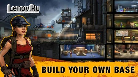 Zero City: Zombie Shelter Survival v 1.0.0 Мод (x10 DMG/DEFENSE)