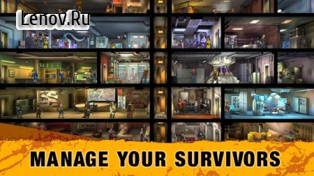 Zero City: Zombie Shelter Survival v 1.1.0 Мод (Improve defense/damage)