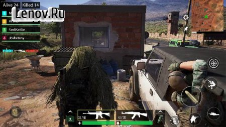 Swat Battleground Force v 0.0.1b Мод (Unlimited Money/Ammo/Unlock Level)