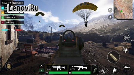 Swat Battleground Force v 0.0.1b Мод (Unlimited Money/Ammo/Unlock Level)