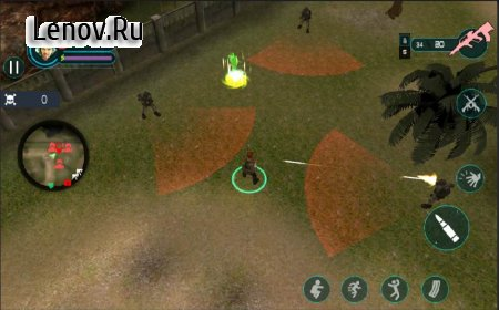 Game of Survival : Shooter Hero v 1.0 Мод (Unlimited Gold Coins/No Ads)
