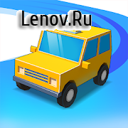 Taxi Run v 1.03 Мод (Unlocked)