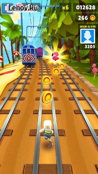 игры для андроид subway surfers много денег