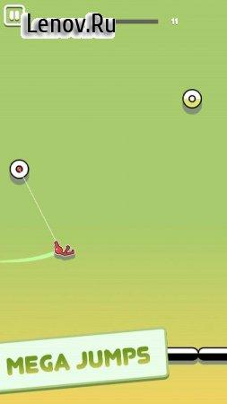 Stickman Hook v 3.6.0 Мод (Unlocked)