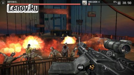 Zombie Defense Force-3d zombies hunting king v 2.3.6 (Mod Money)