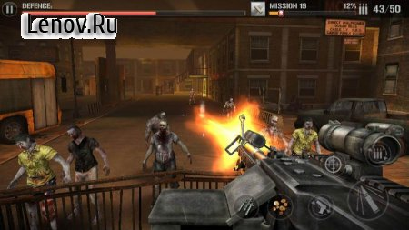 Zombie Defense Force-3d zombies hunting king v 2.2.1.1 (Mod Money)