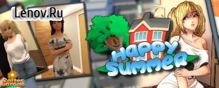 Happy Summer (18+) v 0.2.8 Мод (полная версия)