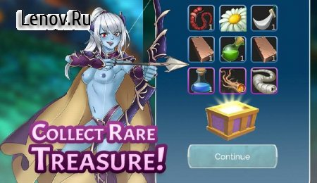 Limerick Heroines (18+) v 1.28.7 Мод (Damage x10/Score x10/Free Timer Chest/Everything increase)