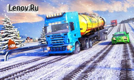 Euro Truck Driving Simulator Transport Truck Games v 1.31 Мод (Free Shopping)